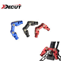 1Set Decut Archery Double Sided V Bar Fully Adjustable Quick Disconnect Kit AL6061+SUS304 Compound Recurve Bow Accessory