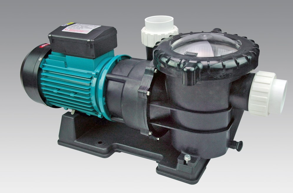 US $224.46 13% OFF|STP75 0.55KW /0.75 HP SWIMMING POOL PUMP POOL filter  PUMP with basket Qmax 240L/Min Hmax 11M-in Pumps from Home Improvement on  ...