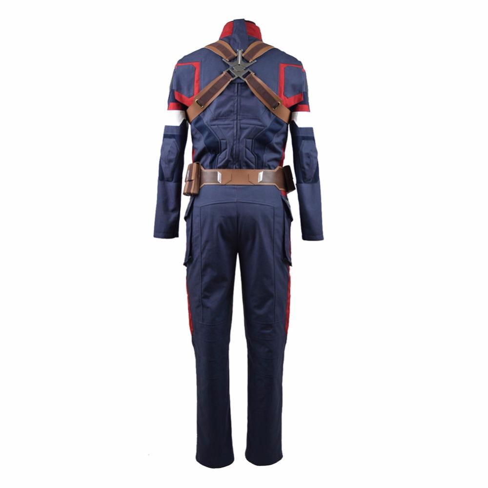 Rogers Man KOMIKCON Uniform 5