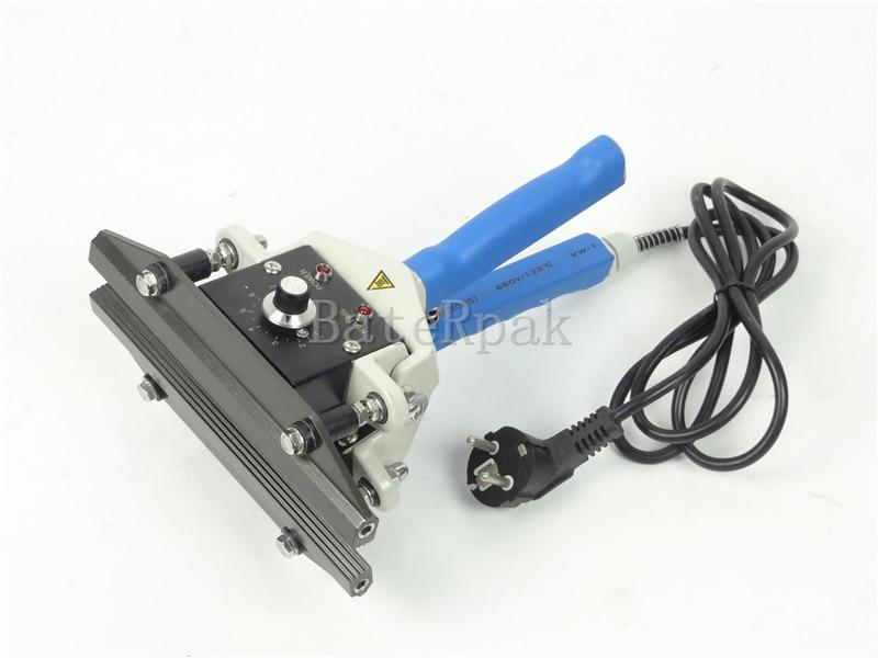 """FKR-200 """"BateRpak"""" rankinis / dvigubas nepertraukiamo kaitinimo - Suvirinimo įranga - Nuotrauka 2"""