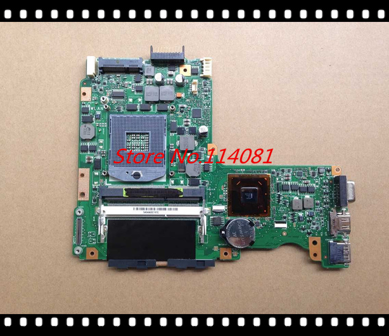 ФОТО For Asus Notebook U24E REV 2.0 PGA 988B system Motherboard 100% Tested ok Free shipping