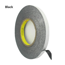 8mm Wide Double Sided 3M Adhesive Sticky Glue Tape for Mobile Phone LCD Touch Screen Display 57mm width 50m 3m 9448 double sided tape for tablet phone repair led lcd touch screen display housing case black