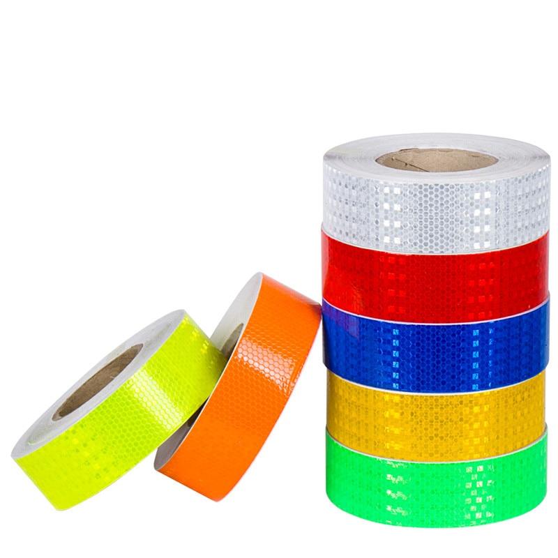 Sticker Safety Reflective-Film Tape 5cmx3m