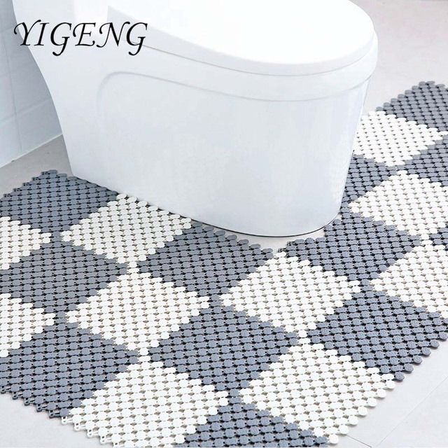 1pc Non Slip Bathroom Bath Mat Shower Carpet For Kitchen Floors Mats Home Hotel Anti