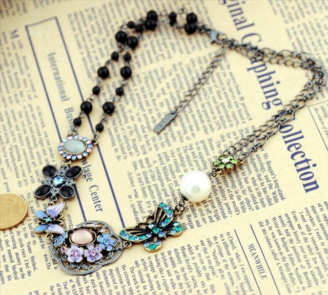 ENN009,Short form necklace ,Free Shipping