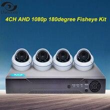 AHDH 2MP 1080 P Video Surveillance Cctv-syste house cameras