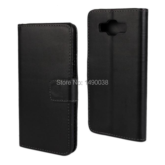 Luxury PU Dompet Kulit Kasus untuk Samsung Galaxy A5 Kasus dengan - Aksesori dan suku cadang ponsel - Foto 2