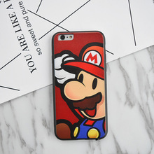 Super Mario iPhone Case (4 Styles)