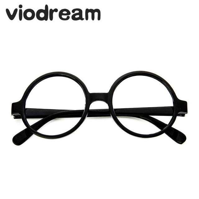 fb6df1c493 Viodream Plastic Unisex Classic Retro Round Glasses Frames Harry Potter  Lovely Eyeglasses Frames without lenses Oculos