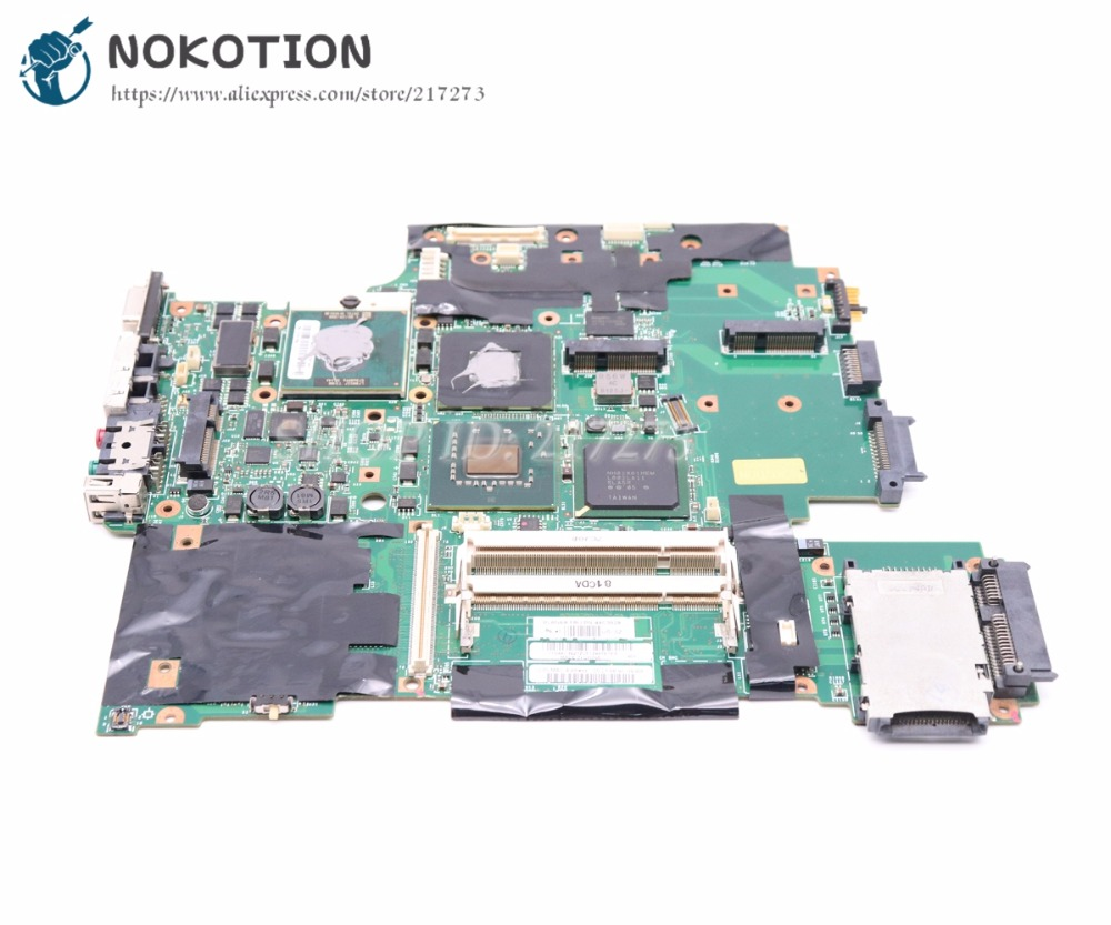 NOKOTION 42W7876 44C3928 MAIN BOARD For Lenovo IBM thinkpad T61 Laptop Motherboard 15.4965PM DDR2 Free CPUNOKOTION 42W7876 44C3928 MAIN BOARD For Lenovo IBM thinkpad T61 Laptop Motherboard 15.4965PM DDR2 Free CPU