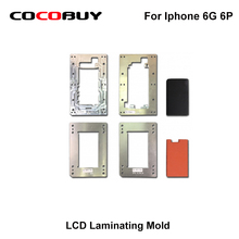 LCD laminating mold for iPhone 6G 6P  LCD glass OCA Polari laminating reparized Light Machine Mold for YMJ laminating Machine lcd laminating mold for iphone 6s 6sp lcd glass oca polari laminating reparized light machine mold for ymj laminating machine