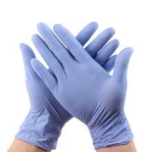 10 шт./компл. Кухня инструменты одноразовые латексные перчатки Садовые перчатки для уборки дома резиновые перчатки для уборки Еда Водонепроницаемый перчатки