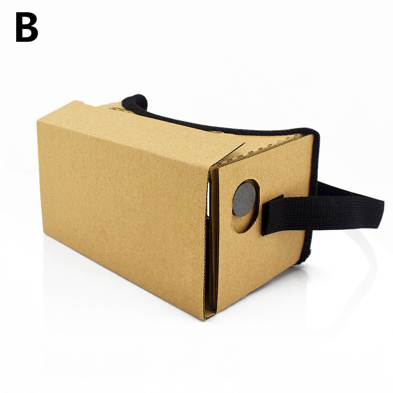 iPhone 3D 6 Virtual Headset Google Movies for FROG VR SmartPhones Cardboard 5 Reality DATA Box Glasses Xiaomi 7 5
