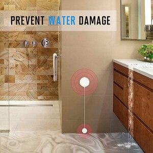 Image 4 - SMARSECUR Flood Leak Detector Alarm Sensor WiFi Water Sensor App Notification for Tuya Smart