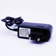 HK LiitoKala 12V charger 12.6V 1A EU dc power adaptor 5.5*2.1mm cable lithium ion battery LED lamps power charger
