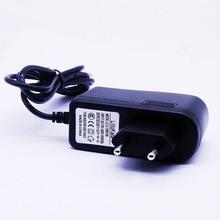 홍콩 liitokala 12 v 충전기 12.6 v 1a eu dc 전원 어댑터 5.5*2.1mm 케이블 리튬 이온 배터리 led 램프 전원 충전기