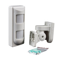 NEW Safurance PIR-05 Dual PIR Wired Motion Detector Outdoor Pet Immunity Alarm Microwave for Security Alarm System