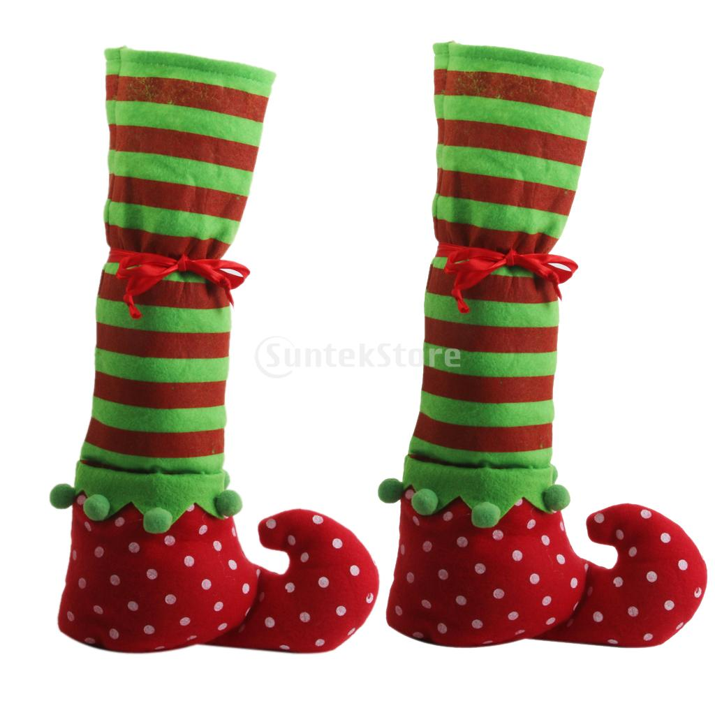 Chair Leg Covers Christmas Stool Retro Popular Elf Legs Buy Cheap Lots From China