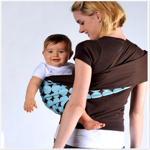 Freaky Essential Fashion No Buckle Baby Sling Cotton Towel Double