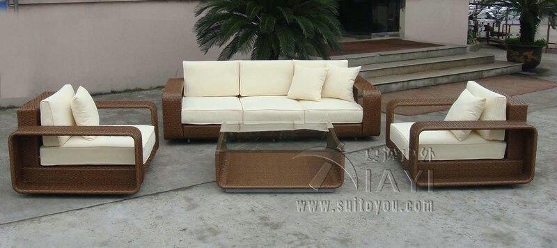 online kaufen großhandel rattan möbel design aus china rattan, Terrassen ideen