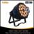 Par 64 LED Par luz 18 * 15 w ( 5in1 ) lâmpada LED RGBAW LED Par pode DMX 9 Chls para DJ Party Stage iluminação