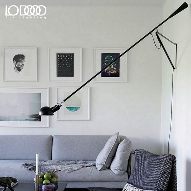 lodooo moderno del aplique de iluminacin en la pared de noche de luz de lectura lmpara de pared creativa saln vestbulo casa