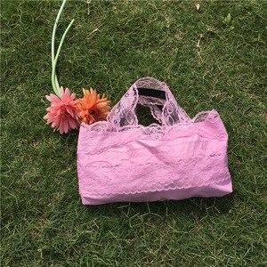 Image 4 - 結婚式のレースの紫外線防折りたたみ傘屋外サニー日傘王女のウェディング撮影小道具