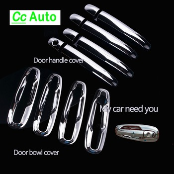 Exterior Car Door Handle Covers For Buick Chevrolet Lacetti Optra