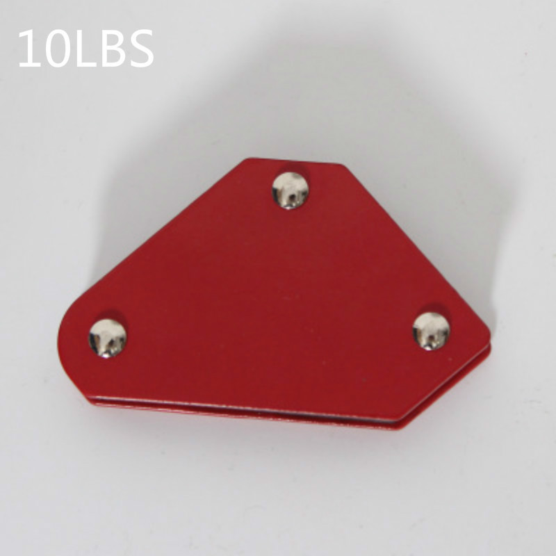 1Pc 10/25LBS Magnet Magnetic Arrow Welder Holder 3 Angle Arrow Welder Locator Soldering Positioner Hand Tool