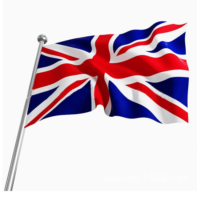 8eba03377 Quality 150 90cm US British Flag Outdoor Uk Union Jack Huge United Kingdom  Britain