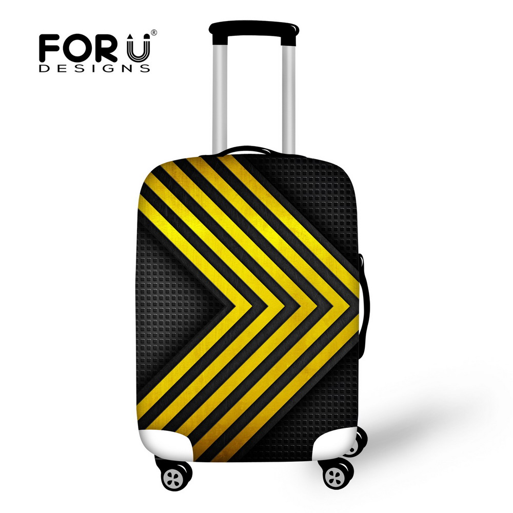 Durable Suitcase Protective Covers Thick Elastic Stretch Spandex Luggage Cover Apply To 18/20/22/24/26/28/30 Inch Trolley Cases