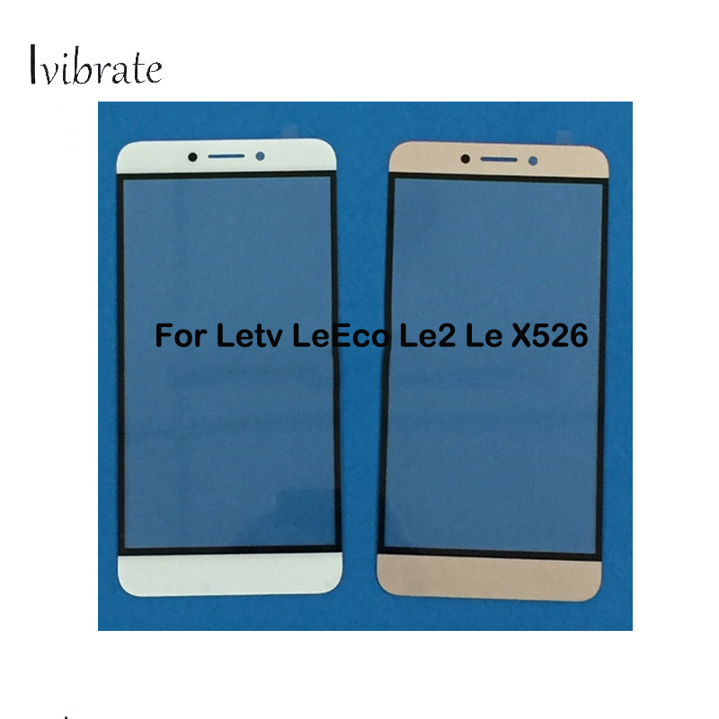 A+Quality For Letv LeEco Le 2 Le X526 Touch Screen Digitizer TouchScreen Glass Panel Le2 X 526 Without Flex Cable Replacement