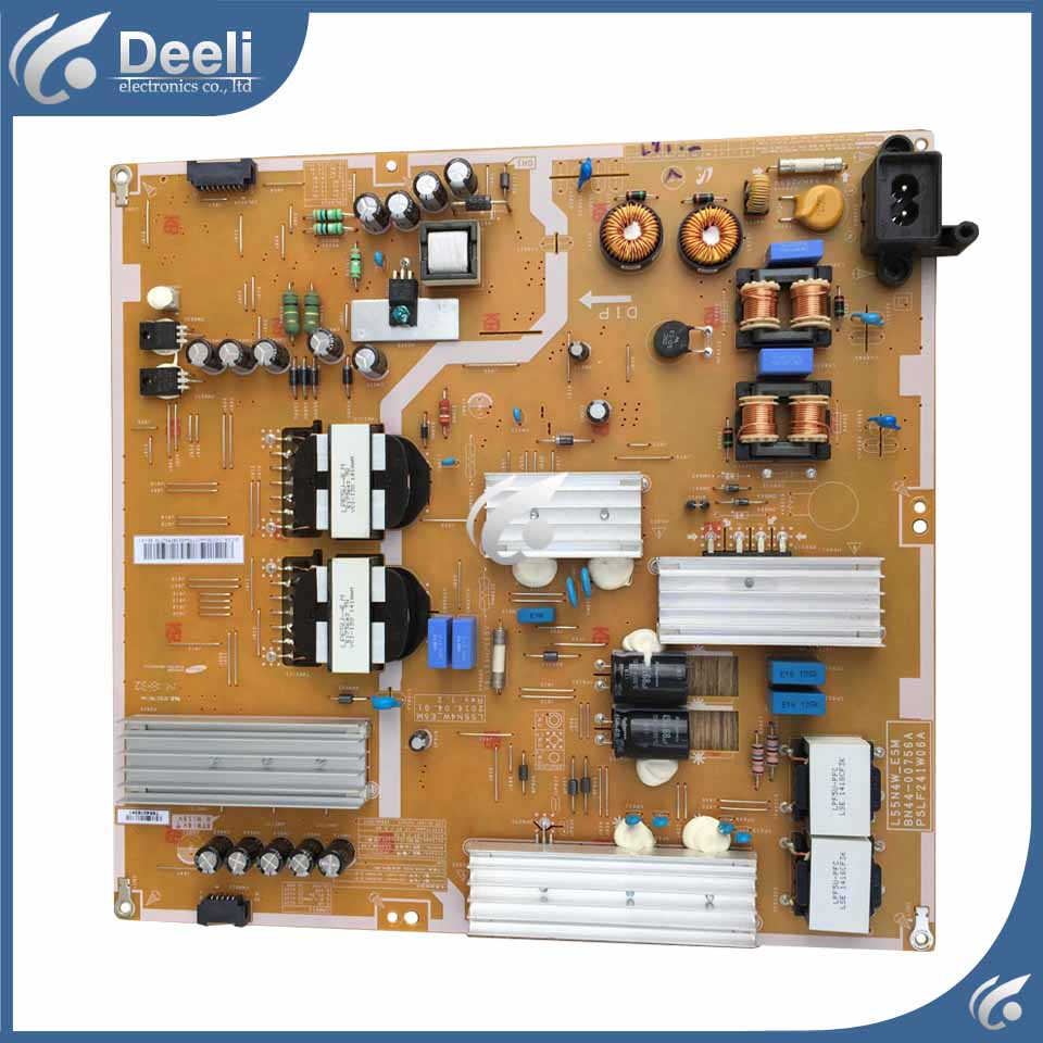 power supply board BN44-00756A L55N4W_ESM second-hand board power board ua32eh4000r ua32eh4080r bn44 00492a used power supply board second hand