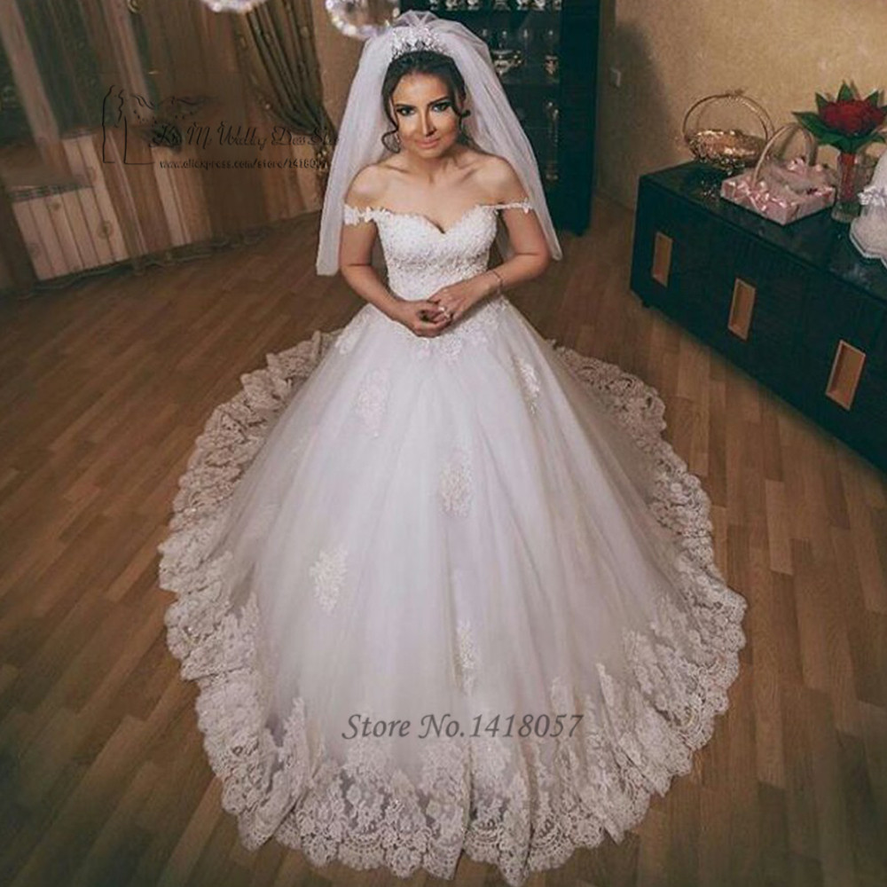 Cheap Wedding Dresses 2017 Lace Wedding Gowns Princess: Princess Chic Country Western Wedding Dresses Lace Ball