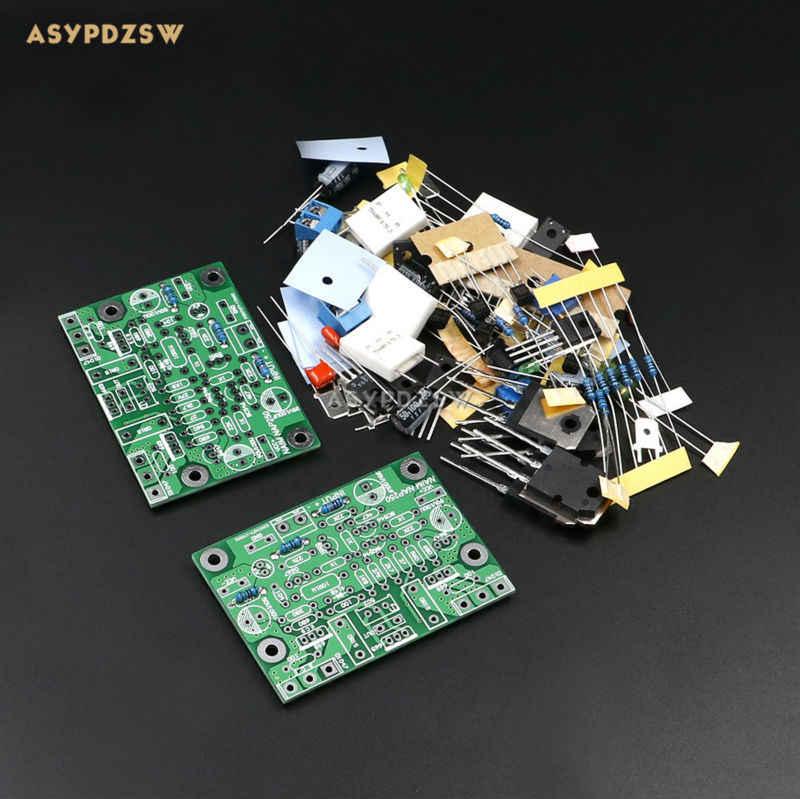 New 2 CÁI NAIM NAP250 MOD D1047 MINI Stereo 2 kênh khuếch đại Công Suất DIY Kit
