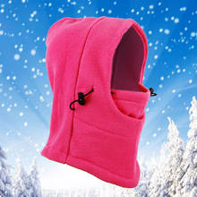 Men Women Winter Fleece Hiking Caps Multifuction Windproof Thermal Warm Ski Unisex Kids Face Mask Outdoor Cycling Hats