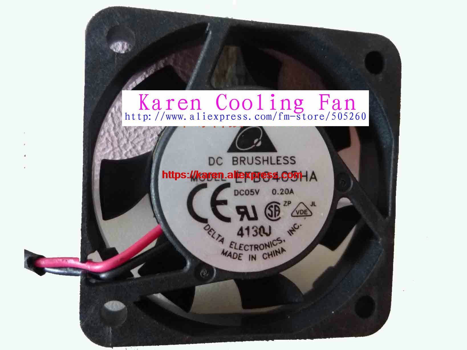 DELTA 4CM EFB0405HA -R00 4010 5v 0.2a cooling fan FD124020MB 4020 12V 0.06A RDM4010S 12v 3WIRE 24v 2WIRE delta 4010 asb0412ha fk2 7372 hydraulic bearing cooling fan with 40 40 10mm 12v 0 1a 3 wires for bridge chip