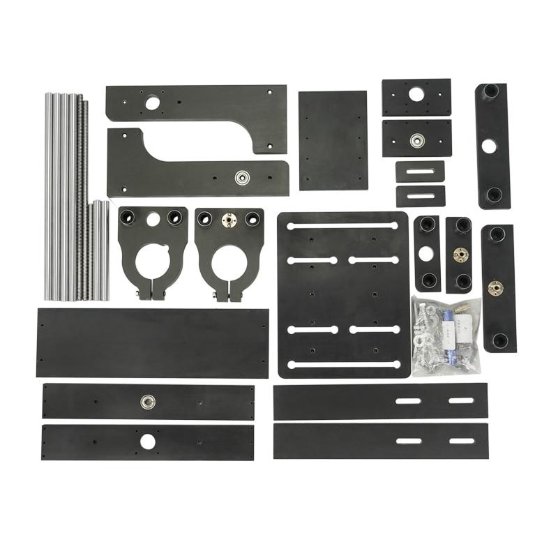 CNC Kit Machine 2020 cadre sans moteur pour toupie bois bricolage