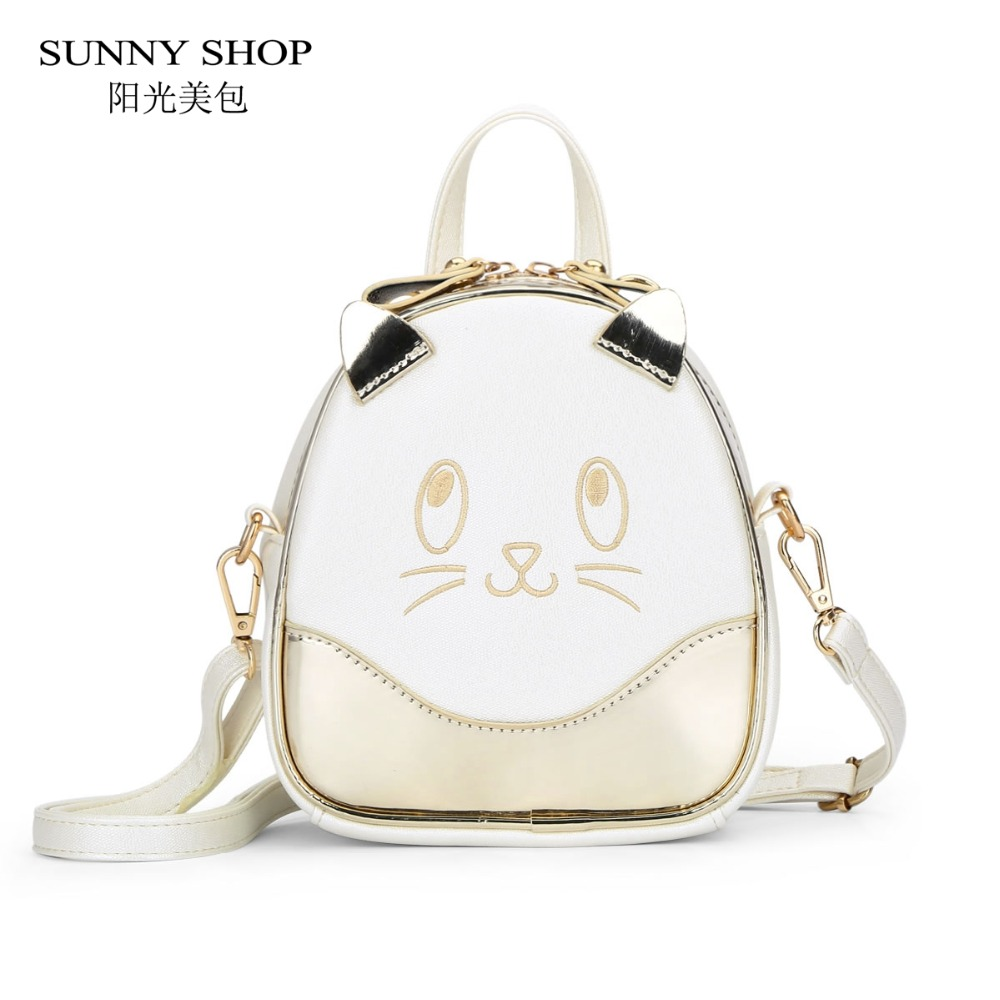 SUNNY SHOP kawaii Carton Women Backpck For Girls School Bag For Teenage Girls women s bag