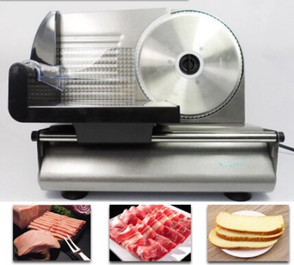 2016 Sale Vitek Moedor De Carne Meat Grinder Meat Slicing Machine Electric Slicer Cutter Use For Home, Restaurant, Hotel S-12 la carne