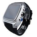 Excellent Android smartwatch gps WIFI android 4.4 watch phone smart GPS tracker watch phone to be Used As a Phone