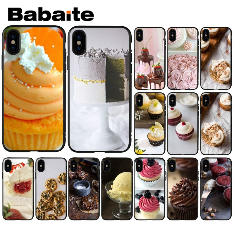 Babaite Cute M&M Chocolate Nutella Colorful Cute Phone Accessories Case for Apple iPhone 8 7 6 6S Plus X XS MAX 5 5S SE XR Cover taza de m&m