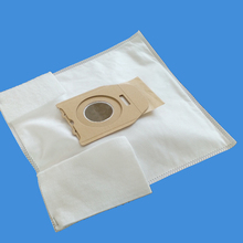 Cleanfairy 15X vacuum dust bag & 6 filter compatible with PHILIPS oslo HR 6939 S6380 6580 6838 TC400 999 NILFISK New Line NF225