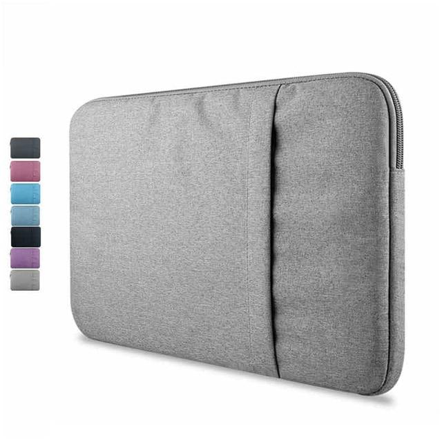 11 12 13 15.4 Nylon Laptop Sleeve Bag Case for Macbook Air 13 Case for Macbook 15 Case Shockproof Notebook Laptop Cases 15