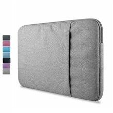 """11 12 13 15.4 """"нейлон Laptop Sleeve для Macbook Air 11 13 Pro 13 15 Высокое качество Тетрадь сумка Чехол для ноутбука MacBook Pro 13"""