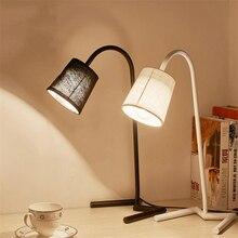 Modern Lights Table Lights LED Lighting Table Lamps Bedroom Bedside Decoration Study Living Room Desk Lamps Reading Lights Avize все цены