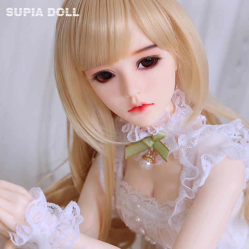 OUENEIFS Supia Juah 1/3 Body Model Girls Boys High Quality Toys Shop Resin Figure Gifts For Christmas BJD SD Dolls Fullset