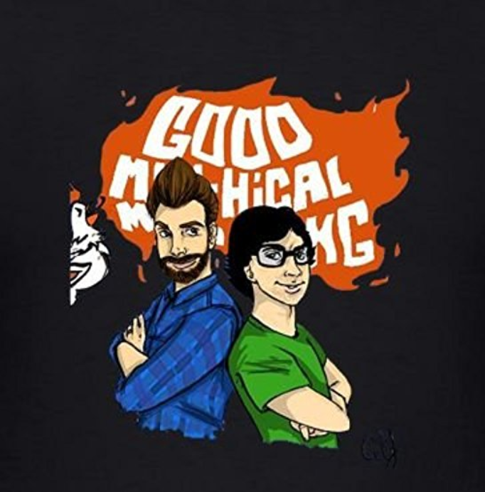 Good Mythical Morning Loving High Quality Men T Shirts top tee