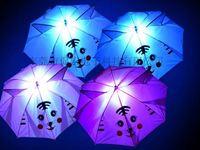 Лидер продаж 8 Bone волнистыми краями новый мультфильм с подсветкой предупреждение зонтик 5 Дети 12 лет Детские студента милый зонтик