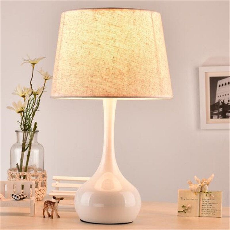 European-style Simple Table Lamp Living Room Led Bedroom Bedside Table Lights Study Room Home Decor Desk LampEuropean-style Simple Table Lamp Living Room Led Bedroom Bedside Table Lights Study Room Home Decor Desk Lamp